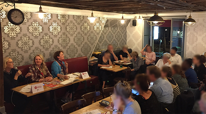 Vivre et comprendre le changement professionnel - Café Citoyen Santé Travail