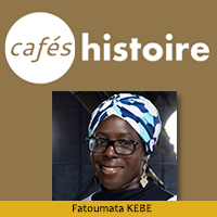 Fatoumata KEBE, Café Histoire sur la lune