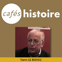 Yann Le Bohec - Spartacus - Café Histoire