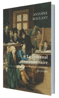 Livre Le Tribunal Révolutionnaire