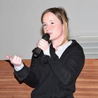 Marylin BALDECK : le harcèlement sexuel au travail, Café Citoyen Santé Travail