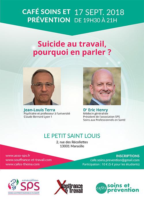 Suicide au travail : pourquoi en parler ?