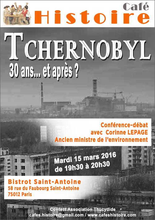 Tchernobyl Café Histoire