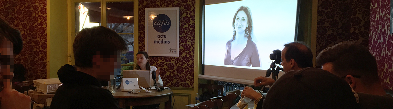 Cafés Actu-Médias - Cafés Théma