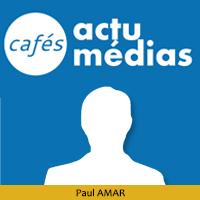 Café Médias avec Paul AMAR : Qu'est-ce que cela signifie d'être journaliste aujourd'hui ?