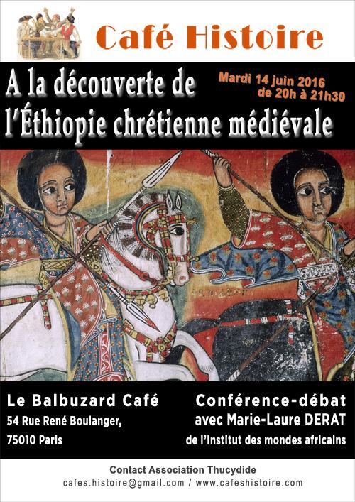 L'Éthiopie chrétienne médiévale - Café Histoire