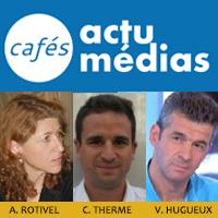 L'Iran dans les médias - Café Médias - Agnès Rotivel, Clément Therme, Vincent Hugueux