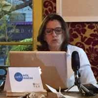 Catherine MONNET - Café Actu Médias sur la liberté de la presse