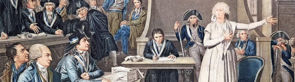 Vidéo Café Histoire sur le Tribunal révolutionnaire
