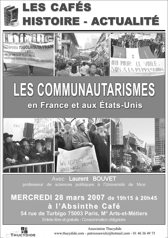 Le communautarisme - Laurent Bouvet