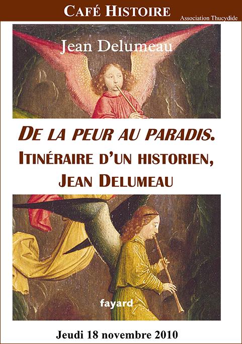 Le Paradis - Café Histoire avec Jean Delumeau