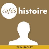 Histoire des épidémies et des maladies infectieuses - Didiar RAOULT, Café Histoire