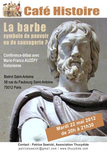 Café Histoire : La barbe, symbole de pouvoir ou de sauvagerie ?