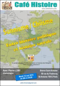 Sunnisme et Chiisme - Café Histoire