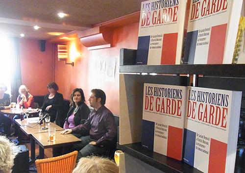 Les Historiens de garde - La résurgence du roman national - Café Histoire
