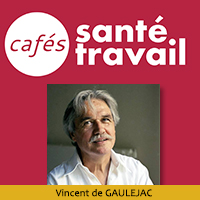 Vincent de Gauléjac - Café Santé Travail Les sources de la souffrance au travail à l'heure de la révolution managériale