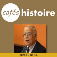 Yann LE BOHEC : La conquête du pouvoir par César - Café Histoire