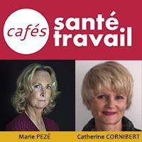 Café Citoyen Santé Travail sur le burnout - Marie Pezé, Catherine Cornibert