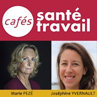 Café Santé Travail avec Marie Pezé sur le burn-out
