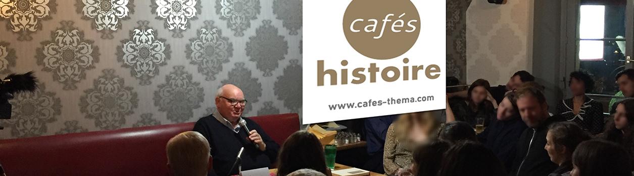 Cafés Histoire - Association Thucydide / Cafés Théma
