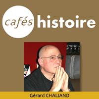Les États-Unis et le monde arabe - Café Histoire avec Gérard Chaliand - 2006