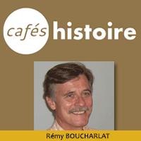 Rémy Boucharlat - Café Histoire Darius Ier le Grand, roi de Perse